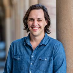 University of Queensland scholar Max Brierty